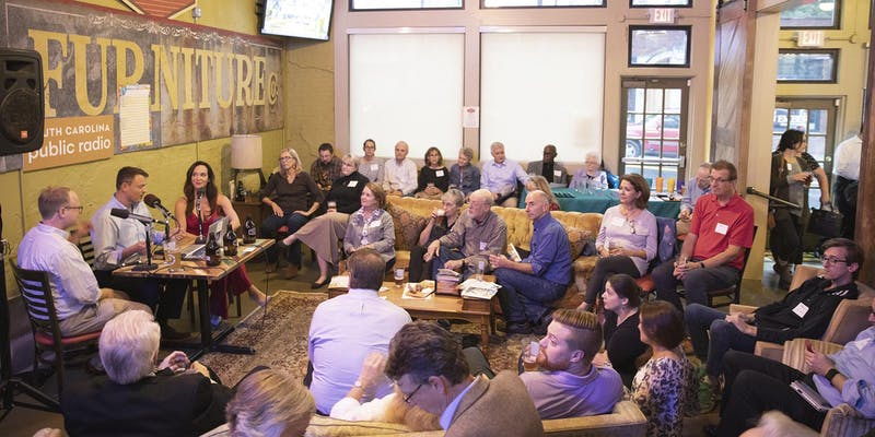 EVENTBRITE – Pints And Politics In Greenwood