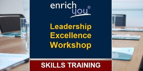 Leadership Excellence Workshop tickets