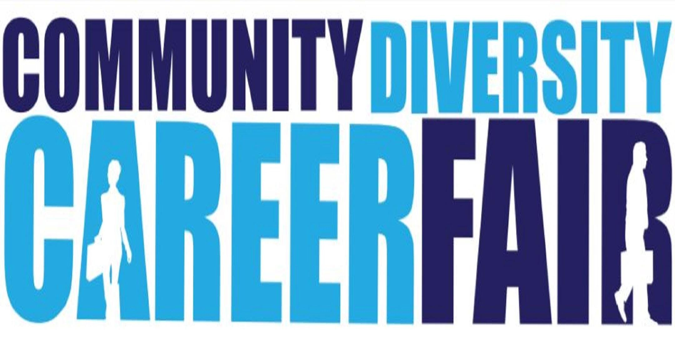 Community Diversity Career Fair | Meet with 20+ Diverse Hiring Companies | March 30, 2019