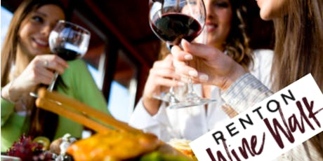 Renton Wine Walk September 2019 tickets