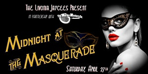 Midnight at the Masquerade - A Murder Mystery Event