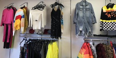 Luxechic Couture 1st Annual Pop-up Shop