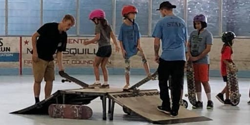 PPR Skateboard Camp (Registration Opens 3/11/2019)
