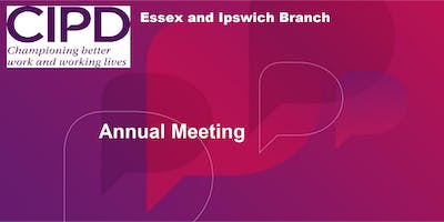 Annual Meeting - Essex and Ipswich Branch