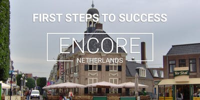 First Steps to Success Encore in Almelo, Netherlands - Mar. 29-31, 2019