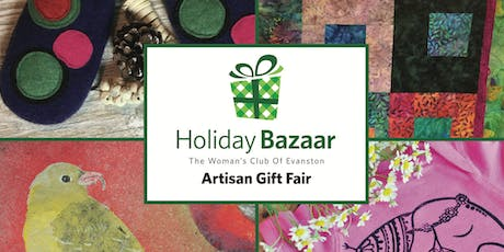 2019 Holiday Bazaar Vendor Application  tickets