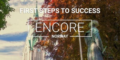 First Steps to Success Encore in Bergen, Norway - March 1-3, 2019