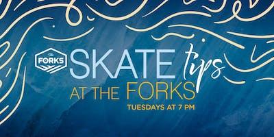 Skate Tips at The Forks