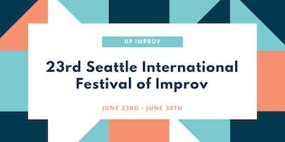 23rd Seattle International Festival of Improv