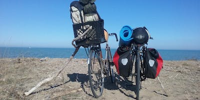 Illinois Beach State Park Bike Camping