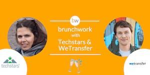 Startup brunchwork w/ Techstars and WeTransfer