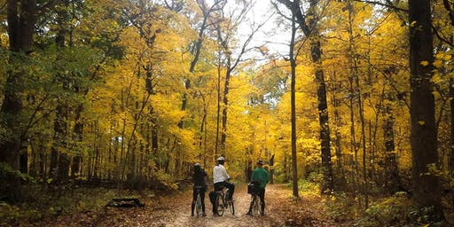 Autumn Sun Harvest Bike Tour to Illinois Beach State Park 2019