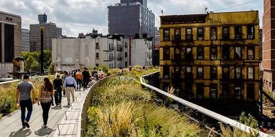The Highline: A vision for future cityscapes?