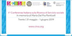 II° Conferenza Italiana sulla Ricerca di Servizio...
