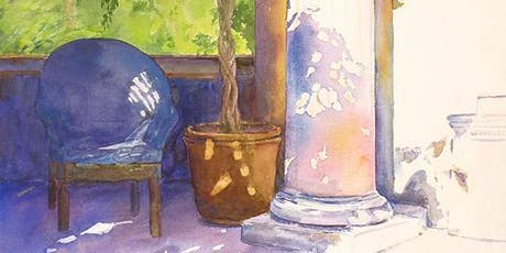 Watercolor for the Soul Workshop tickets