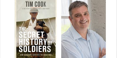 The Secret History of Soldiers: An Evening with Tim Cook