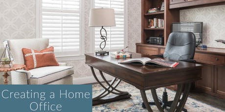 Creating a Home Office Seminar tickets