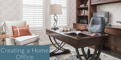 Creating a Home Office Seminar