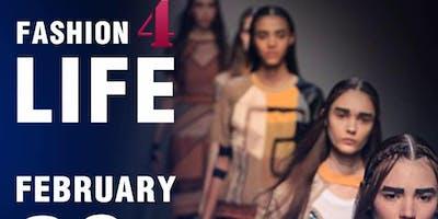 Fashion 4 Life Fashion Show