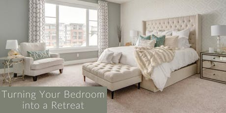 Turning Your Bedroom into a Retreat - Seminar tickets