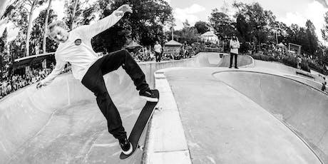 Leumeah skate workshop tickets