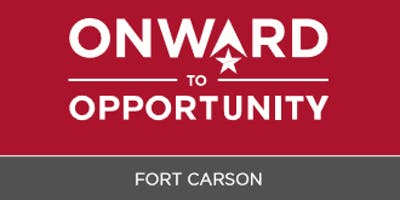 Fort Carson O2O Orientation on Fort Carson