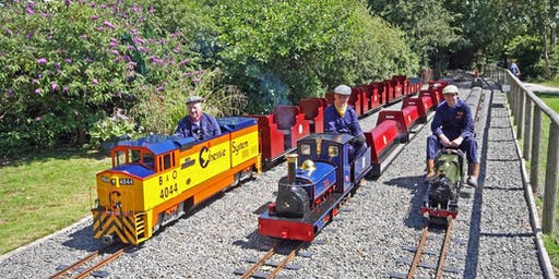 Echills Wood Railway 2019 Operating Season