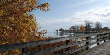 Wonder Walk: Lake Erie Metropark Bird Migration tickets