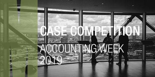 Accounting Week 2019: Case Competition Team Registration