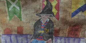 NSW Camp (Morisset) August 2019 - A weekend at Hogwarts