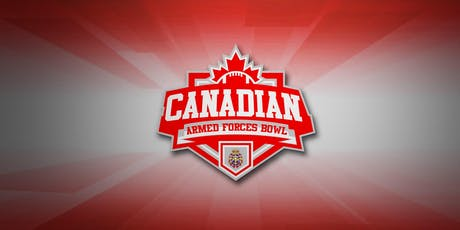C.A.F. Bowl Regional Selection Combine - Calgary, AB tickets