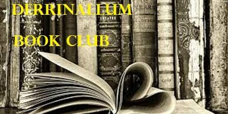Derrinallum Library - Bi-monthly Book Club  tickets