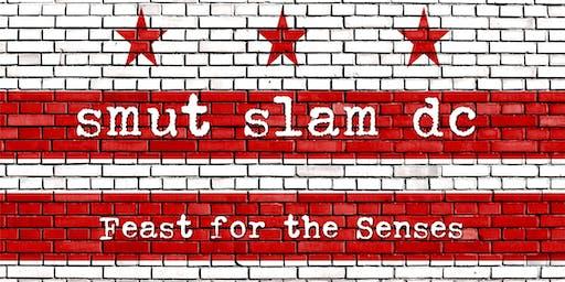 Smut Slam DC: Feast for the Senses