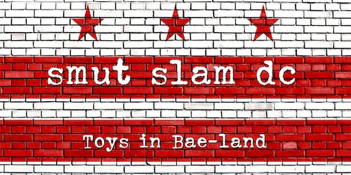 Smut Slam DC: Toys in Bae-land