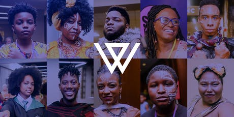Wakandacon Chicago 2019 - AfroFuturistic Celebration of Art, Tech & Culture tickets