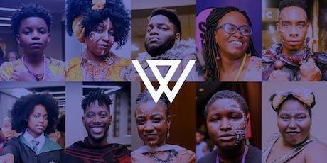 Wakandacon Chicago 2019 - AfroFuturistic Celebration of Art, Tech & Culture tickets