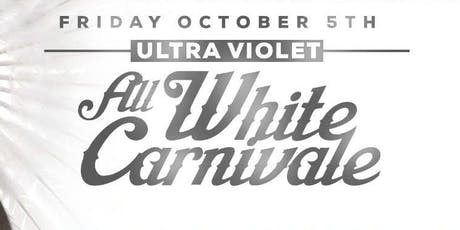 ULTRA VIOLET ALL WHITE MIAMI CARNIVAL tickets