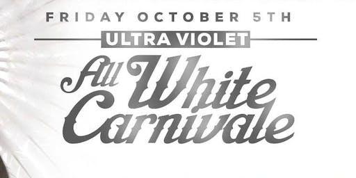 ULTRA VIOLET ALL WHITE MIAMI CARNIVAL