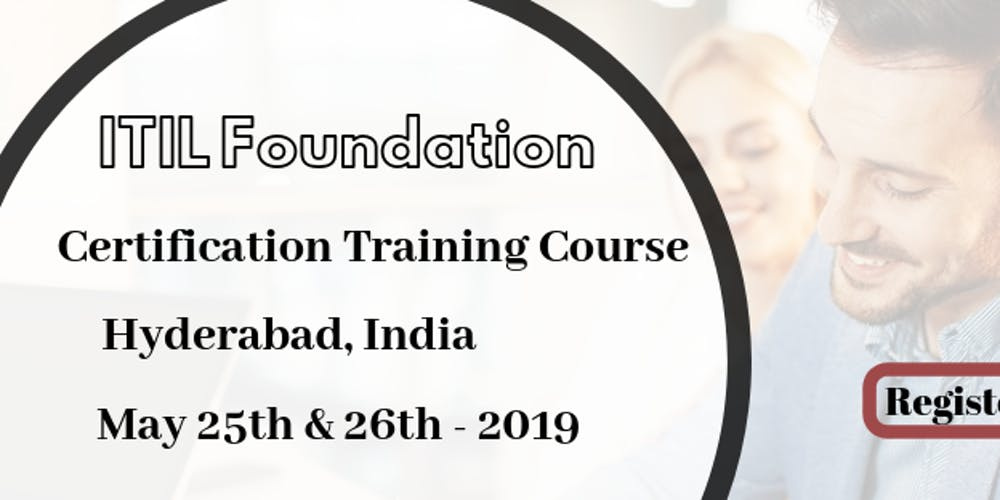 Itil Foundation Certification Training Course In Hyderabad India