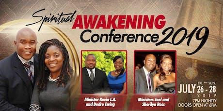 Spiritual Awakening 2019 tickets