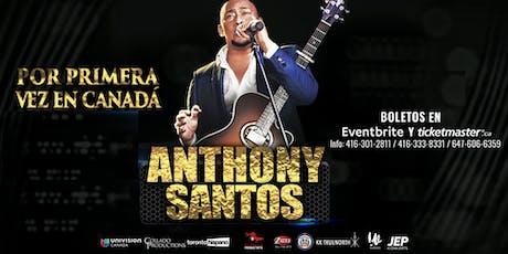 Anthony Santos, El mayimbe tickets