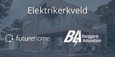 Elektrikerkveld med Futurehome og Berggård Amundsen