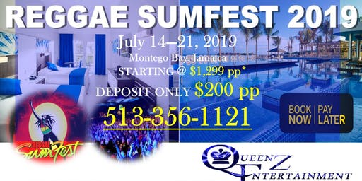 Reggae Sumfest 2019 Travel Packages