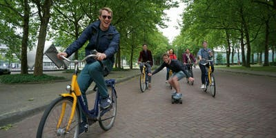 Eindhoven Bike Tour - experiential learning on two wheels