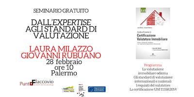 43d2f6c29f Seminario gratuito: DALL'EXPERTISE AGLI STANDARD D - Palermo - giovedì