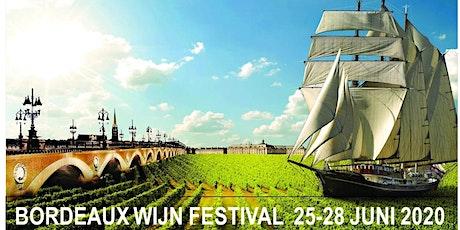 Wijnreis | Pomerol-streek en Bordeaux Wijnfestival 2020 billets