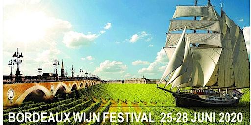 Wijnreis | Pomerol-streek en Bordeaux Wijnfestival 2020