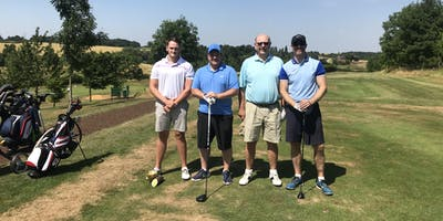 12th Annual Lifesavers Charity Golf day - In association with Magpas