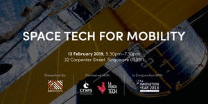 Space Tech for Mobility