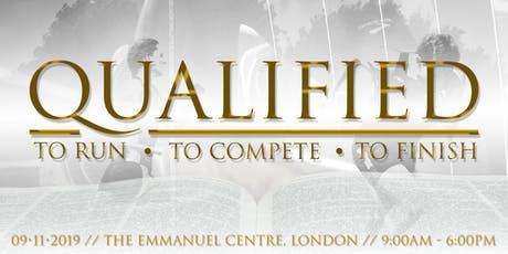 QUALIFIED: To Run, To Compete, To Finish tickets